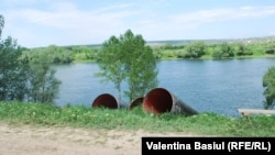 Moldova, US financed Compact program for the rehabilitation of Cosnita irrigation system