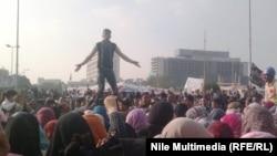 تظاهرات اعتراضی روز جمعه در میدان التحریر