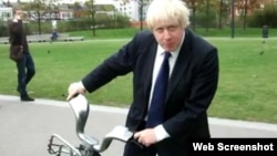 Boris Johnson, Londonun meri