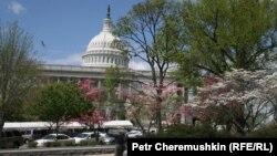 Pamje e Kongresit amerikan në Uashington