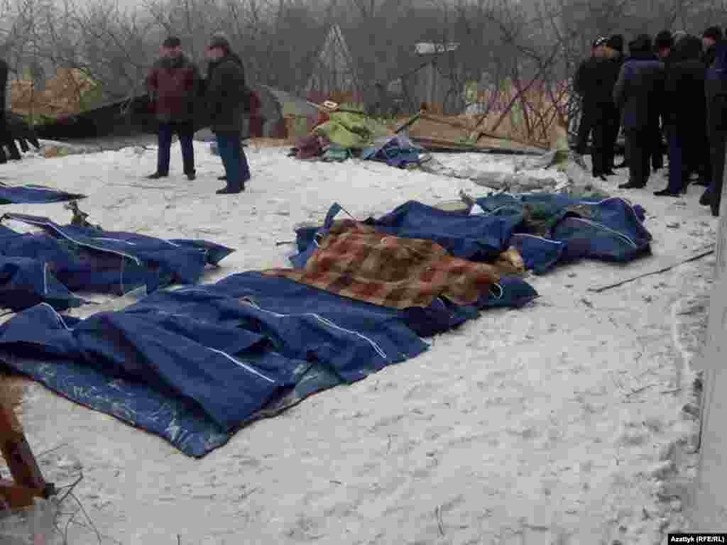 At least 37 people have been confirmed killed, with that number likely to rise. According to RFE/RL's Kyrgyz Service, all but four of the fatalities were people on the ground when the aircraft slammed into the village at around 7:30 in the morning.