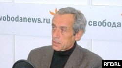 Валентин Моисеев, бывший российский димпломат, отсидевший в тюрьме по обвинению в шпионаже.