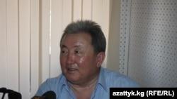 Рашид Бекбасаров