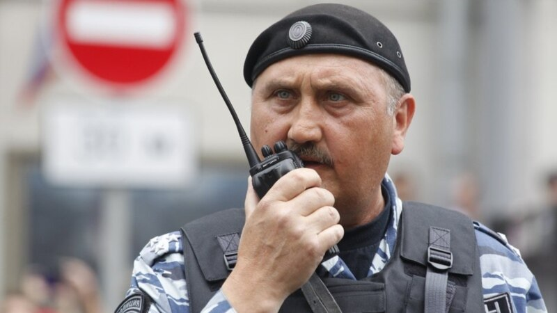 Wanted Man: Notorious Ukrainian Berkut Commander Gets Second Crack At Protesters — In Moscow