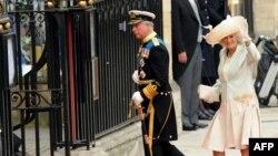 Принц Чарлз и герцогиня Корнуольская