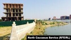 Многоэтажная новостройка в Махачкале (архивное фото)
