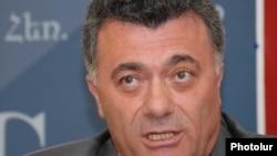 Заместитель председателя партии «Наследие» Рубен Акопян