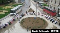 Posjeta Srebrenici