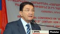 Генералниот секретар на Светската туристичка организација Талеб Рифаи
