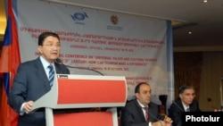 Զբոսաշրջության համաշխարհային կազմակերպության գլխավոր քարտուղար Թալեբ Ռիֆայը