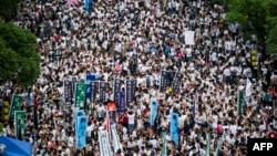 Hong Kong, 22 shtator 2014.
