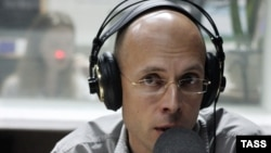 Журналист Сергей Асланян