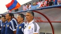 Աբրահամ Խաշմանյանը Հայաստանի ֆուտբոլի ազգային հավաքականի գլխավոր մարզիչ՝ արդեն նաև պաշտոնապես