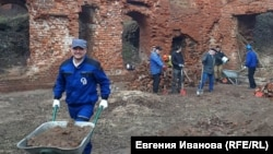 В Калининграде собирают деньги на восстановление замка Рагнит