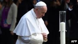 Папа Римський Франциск