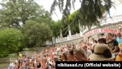 Фестиваль фламенко в Нікітському ботсаду 2017 року