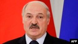 Аляксандар Лукашэнка 3 сакавіка ў Санкт-Пецярбургу