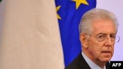 Премьер-министр Италии Марио Монти