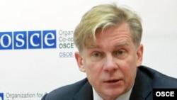 OSCE Chairman-in-Office Audronius Azubalis