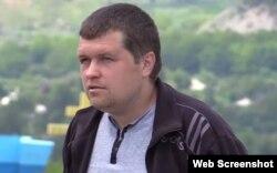 Виталий Желдак попал в плен, когда возвращался после лечения в Лисичанске