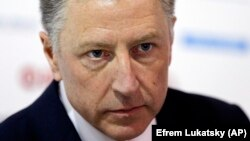 Kurt Volker was a volunteer member of the State Department in his role as special envoy to Ukraine.