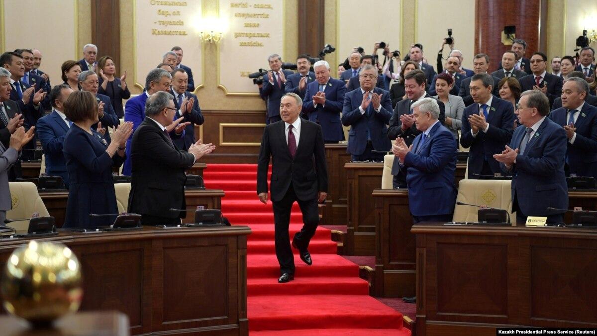 Назарбаев предложил выдвинуть Токаева кандидатом в президенты