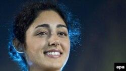 اگر بميری می کشمت با بازی گلشيفته فراهانی يکی از فيلم های به نمايش در آمده در بخش سينمای کردستان کارلووی واری.