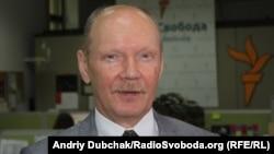Справжній Андрій Веселовський, заступник міністра закордонних справ України у 2005–2008 роках