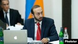 Исполняющий обязанности первого вице-премьера Армении Арарат Мирзоян (архив)