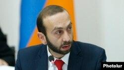 Первый вице-премьер Армении Арарат Мирзоян
