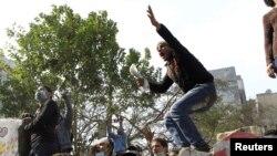 اعتراضها در قاهره- ۲ آذرماه ۱۳۹۰