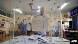 Zgjedhjet e 6 majit në Greqi.
