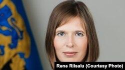 Estoniya prezidenti Kersti Kalyülayd