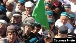 Правоохранители приходили и в дагестанский исламский университет, требуя дать информацию на всех учащихся данного вуза