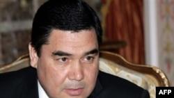"Prezident Gurbanguly Berdimuhamedow ""NABUCCO"" ýaly proýektlere gatnaşmaga mümkinçiligiň dörändigini belledi."
