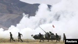 Hazing is a major problem in the Kyrgyz military.
