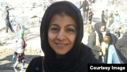 Afghan Academic Maroufa Shinwary pioneered the genders studies program in Kabul University.