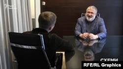 Коломойський на запитання, чи планує він впливати на Зеленського: якщо він вирішить, що потрібно у мене щось запитати, я йому можу дати пораду