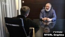 Коломойский на вопрос, планирует ли он влиять на Зеленского если он решит, что нужно у меня что-то спросить, я ему могу дать совет