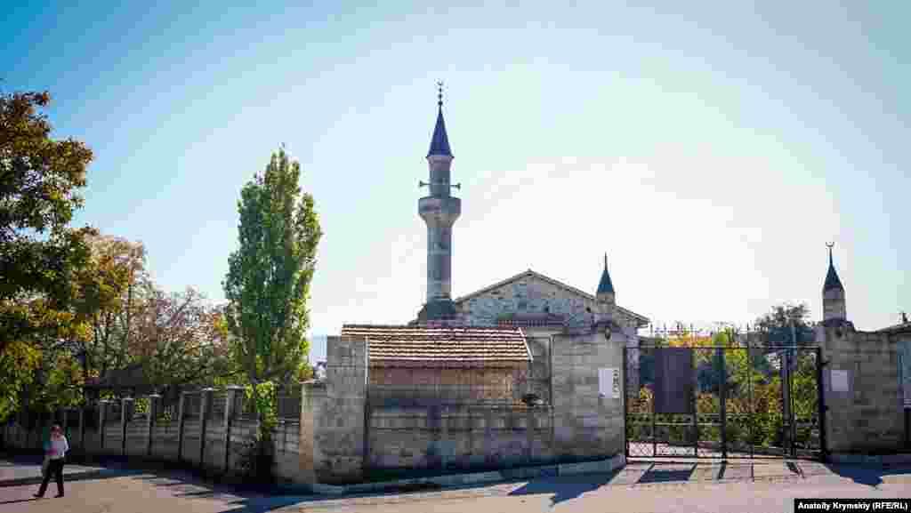 Діюча мечеть хана Узбека. Її фундамент заклали ще 1314 році