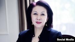 Камилла Шаршекеева.
