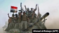 Forcat irakiane duke avancuar kah qyteti Mosul