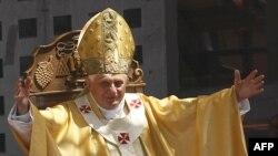 """Roma Papası XVII Benediktin də """"Facebook""""da səhifəsi olacaq"""