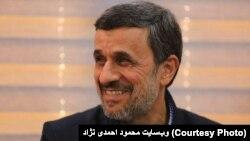 د ایران پخوانی ولسمشر محمود احمدي نژاد