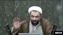 حمید رسایی از نمایندگان حامی دولت در مجلس