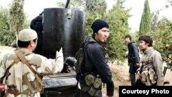 Выходцы из Средней Азии в Сирии. Иллюстративное фото.