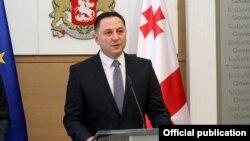 Кандидатура Вахтанга Гомелаури на пост министра внутренних дел рассматривалась и в 2013 году, когда эту должность покинул Ираклий Гарибашвили