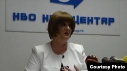 Лидија Димова, Македонски Центар за европско образование.