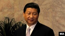 Си Цзиньпин, Қытай төрағасы.