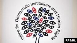 Logo e ODIHR-it